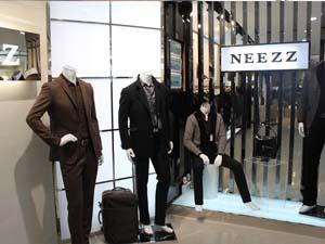 广州市尼爵服饰有限公司 NEEZZ